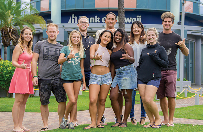 【最新 2020】ハワイ語学学校  一覧・比較 / おすすめ