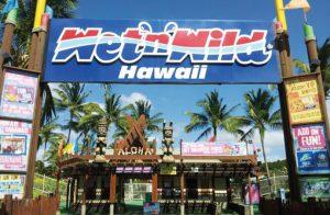 ハワイ おすすめ テーマパーク「Wet'n'Wild Hawaii」で弾ける!
