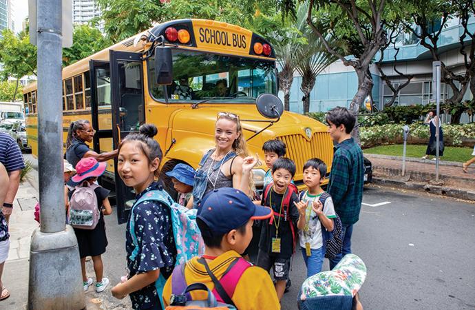 ハワイ サマースクール 「よくある質問」