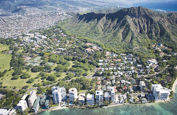 ハワイ アパート探しの基礎知識