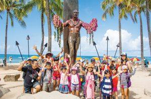 【最新 2022】こども向け ハワイ サマースクール一覧