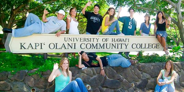 ハワイ正規留学 人気コミュニティカレッジ 3校 | ハワイ留学
