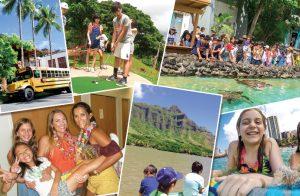 キッズプログラム充実のハワイ 子連れ留学へGo !