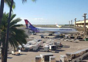 ハワイアン航空に初搭乗! 機内食などレポート