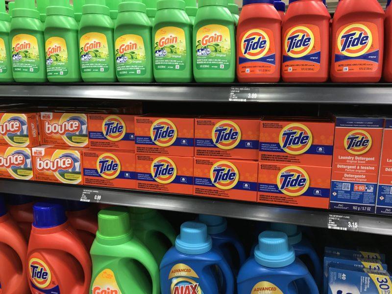 ハワイの洗濯用品 何を買えばいいの? – ハワイ 洗濯事情
