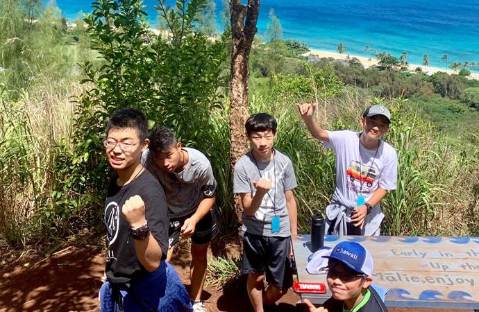 2019年夏休み IIE のティーンズプログラムに2週間参加【体験談】