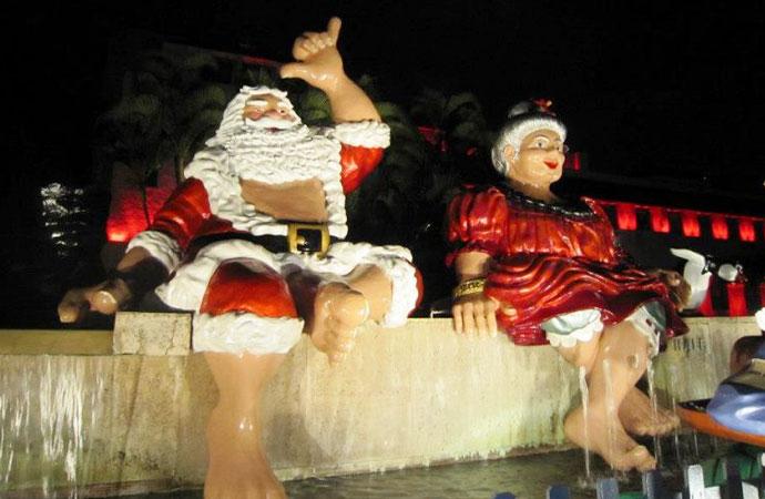 "Mele Kalikimaka! クリスマスは ""ホノルルシティライツ"" を楽しもう!"