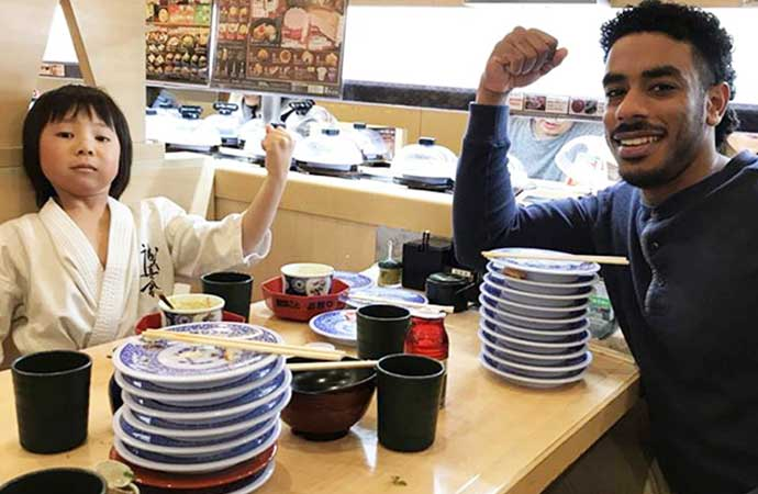 日本でホストファミリーになろう